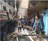 حريق محطة مصر  النائب العام: إصدار بيانات تفصيلية عن أسباب وملابسات الحادث