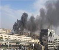 حريق محطة مصر  «نادي القضاة» يوفر سيارات إسعاف للتبرع بالدم للمصابين