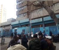حريق محطة مصر| بدء أخذ عينات الـDNA لبيان هوية المتوفين