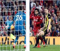 فيديو| ليفربول يضرب واتفورد بهدفي ماني في الشوط الأول