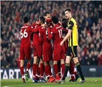فيديو| ليفربول يسجل الهدف الثالث في واتفورد