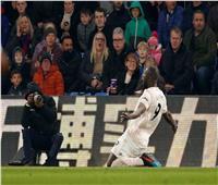 فيديو| لوكاكو يقود مانشستر يونايتد لسحق كريستال بـ«ثلاثية»