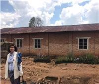 سفيرة القاهرة في بوروندي تزور مستشفى مورامفيا لتقديم دعم طبي