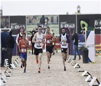 أحمد الجندي وإسلام حامد يصعدان لنهائي كأس العالم للخماسي الحديث
