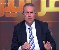 شاهد| توفيق عكاشة: «إحنا اللي اخترعنا الكورة»