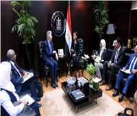 وزيرة الاستثمار تبحث مع رئيس المؤسسة الدولية الإسلامية الشراكة مع القطاع الخاص