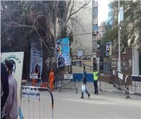 انتخابات نقابة الصحفيين 2019  تشديدات أمنية مكثفة خارج اللجان