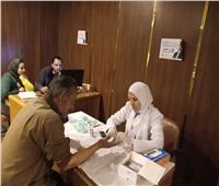 «الكبد بالدقهلية» تستقبل المواطنين لإجراء تحاليل «100 مليون صحة»