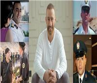 أحمد السقا ضابط خطف قلوب الملايين بدون «رتب ونياشين»