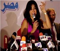 فيديو| وفاء عامر: «خالد يوسف صاحب فضل عليا»