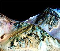علماء يكتشفون دليل جيولوجي على وجود مياه في المريخ