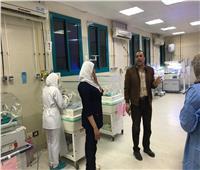 تشغيل 47 حضانة جديدة بمستشفى الأقصر العام ومديرية الصحة