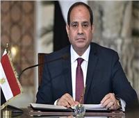 «السيسي» يتابع من «مدبولي» الحالة الصحية لمصابي حادث قطار محطة مصر