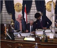 عاجل| وزير التعليم يعتمد جدول امتحانات الثانوية العامة «صورة»