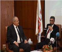 ياسر رزق: مؤتمر «أخبار اليوم وجامعة القاهرة» يساهم في زيادة عملية تطوير التعليم