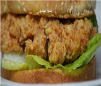 طبق اليوم.. «ساندوتشات الدجاج المقلي»