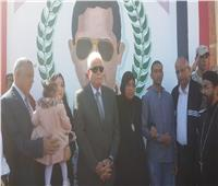 محافظة جنوب سيناء يُهدي أسرة الشهيد «محمود ناجي» رحلة عمرة