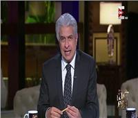 فيديو| وائل الإبراشي: مبادرة الإخوان «الصفارة» فضيحة سياسية