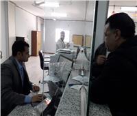 صور  مساعد وزير العدل يفتتح مكتبي توثيق صفط اللبن والبساتين