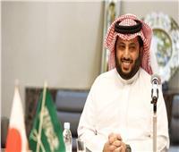 تركي آل الشيخ رئيسًا فخريًا للوحدة السعودي