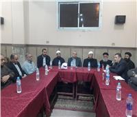 كوبري علوي ونادي للمعلمين وتطوير المستشفى العام في أشمون