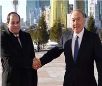 فيديو| سفير كازاخستان بالقاهرة: نعمل على تقوية علاقاتنا مع مصر