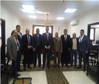 بروتوكل تعاون بين المجلس العربى للدراسات ونادى مستشارى النيابة الإدارية بالقاهرة
