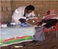 قافلة طبية بجنوب سيناء للكشف المجاني على المواطنين