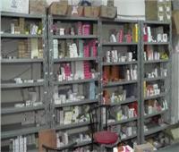 غلق ٣ صيدليات لحيازتهم عقاقير طبية محظورة ومجهولة المصدر
