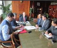«عبد العاطي» يلتقي أعضاء الرقابة الإدارية لمناقشة آليات التعاون مع أجهزة الوزارة