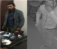 ضبط أخطر لص تخصص في سرقة المنازل والمحلات في فارسكور بدمياط