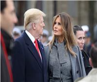 بعد أيام من اختفائها.. ترامب يكشف مكان زوجته ميلانيا