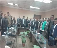 تشكيل هيئة مكتب سكرتارية «شباب العمال»