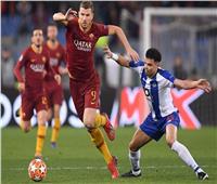 تعرف على تشكيل فريقي روما وبورتو في دوري أبطال أوروبا