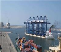 تداول 480 شاحنة بضائع بموانئ البحر الأحمر