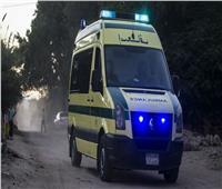 مصرع شخصين وإصابة 10 آخرين إثر انقلاب ميكروباص بمدينة السلام