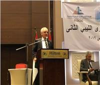 رئيس اتحاد الغرف الليبية يدعو الشركات المصرية لإعادة الإعمار