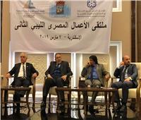 القنصل الليبي: الأولوية في إعمار ليبيا للشركات المصرية