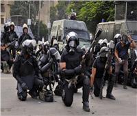 النيابة تعاين موقع حادث إرهابيي «دائري الجيزة»