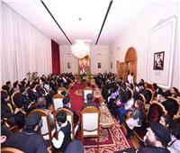 البابا تواضروس يلتقي بكهنة وسط القاهرة