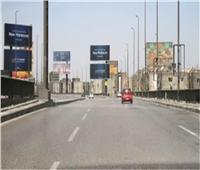 الجمعة 8مارس  سيولة مرورية بميادين القاهرة والجيزة