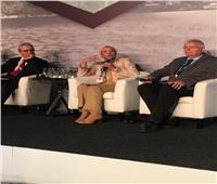 وزيرة البيئة تعرض رؤية مصر حول المدن القادرة على مجابهة التغيرات المناخية