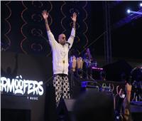 صور  «شارموفرز» تحتفل بإطلاق «انفصام» في التجمع