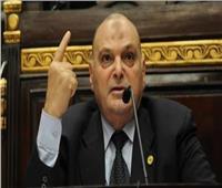 تشييع جنازة رئيس لجنة الدفاع بالنواب في مصر الجديدة
