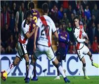 بعد أسبوع مثالي.. برشلونة يستضيف رايو فايكانو في الليجا