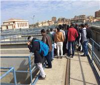 برنامج توعوية لشركة «المياه» بمدراس القاهرة