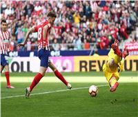فيديو| أتلتيكو مدريد يواصل مطاردته برشلونة بفوز صعب على ليجانس