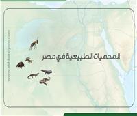 انفوجراف|  خارطة المحميات الطبيعية في مصر