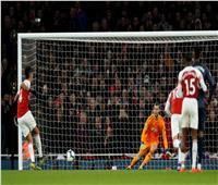 فيديو  أوباميانج يسجل الهدف الثاني لأرسنال في مانشستر يونايتد