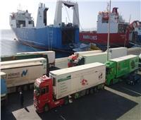 تداول 470 ألف طن بضائع عامة بموانئ البحر الأحمر